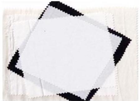 Vải lót kate đen/ trắng/ ngà